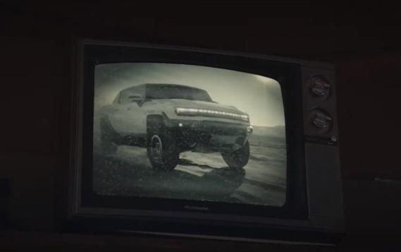 GMC HUMMER EV SUV Commercial