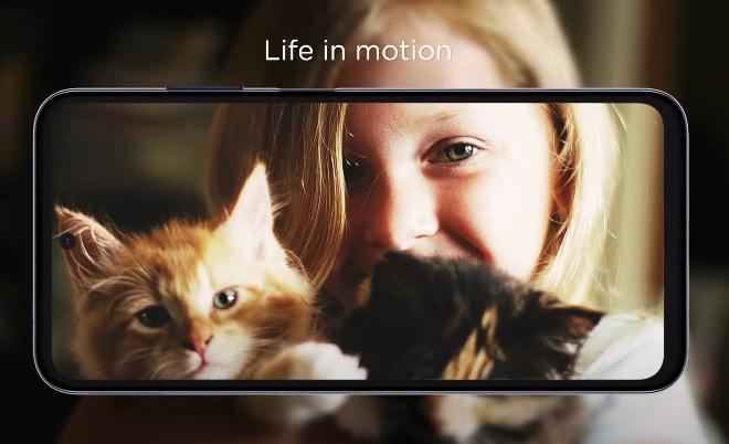 HTC Desire 21 Pro 5G Commercial Cats