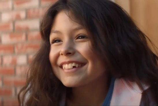 Kohl's Hopscotch Commercial Girl