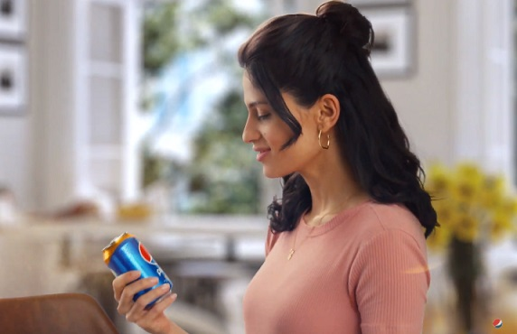 Pepsi Mango Commercial Girl