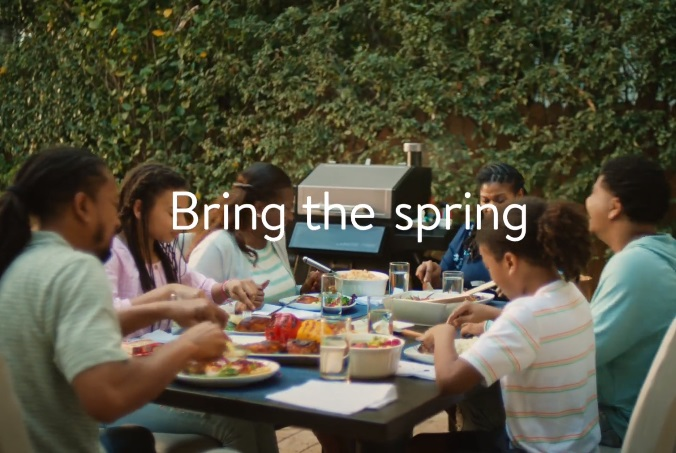 Walmart Bring the Spring Commercial