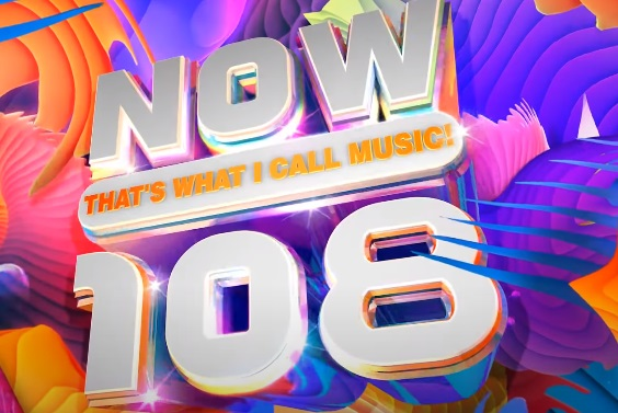 That's What I Call Music 108 Album - NOW 108