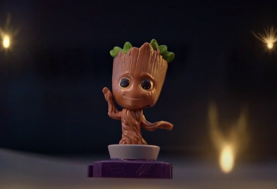 2022 Chevrolet Bolt EUV Baby Groot Commercial