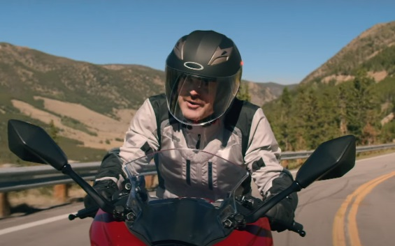 GEICO Motorcycle Man Commercial Actor Carl