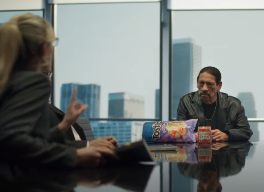 Tostitos Danny Trejo Commercial