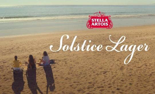 Stella Artois Solstice Lager Commercial