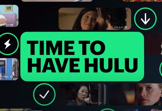 Time to Have Hulu Commercial