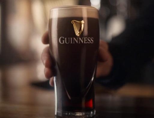 Guiness Beer TV Advert
