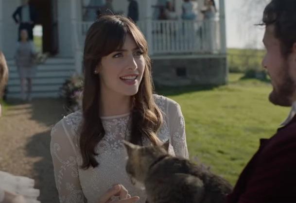 Subaru Crosstrek Siblings Saving Lost Cat Wedding Commercial