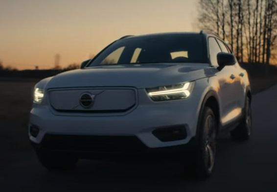Volvo XC40 Recharge Commercial / TV Advert