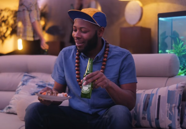 Heineken Home Gatherings Advert Actor