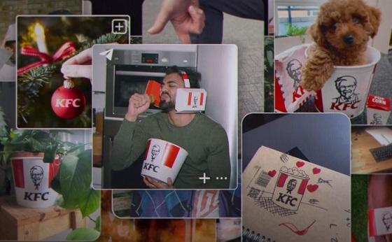 KFC TV Advert: Love You Too
