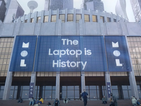 Samsung Galaxy Book Pro 360 Commercial - The Laptop is History