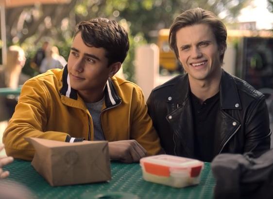 Hulu Series: Love, Victor Season 2 - Trailer Actors