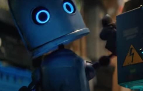 O2 Advert Robot