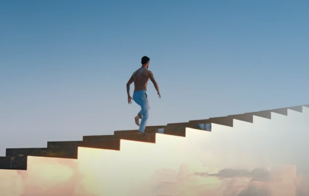 Louis Vuitton Imagination Fragrance for Men Commercial - Stairway to Heaven