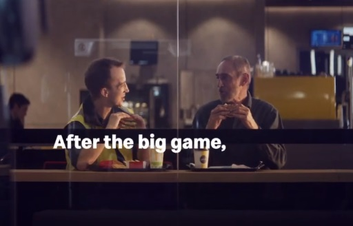 McDonald's Australia Commercial