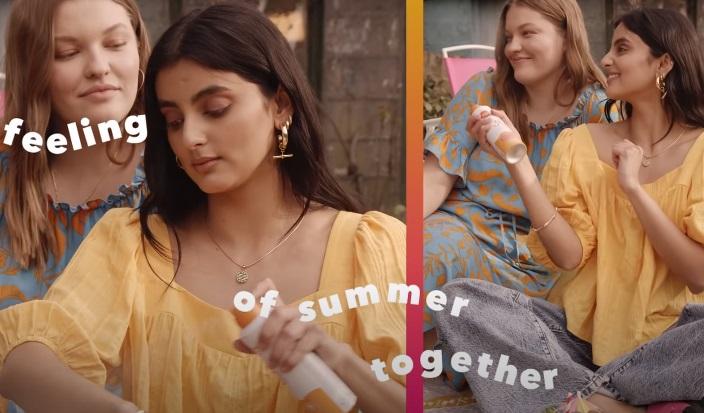 George at Asda Summer Advert