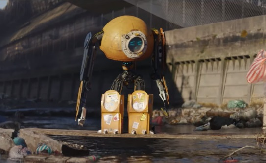IKEA Robot Advert / Commercial
