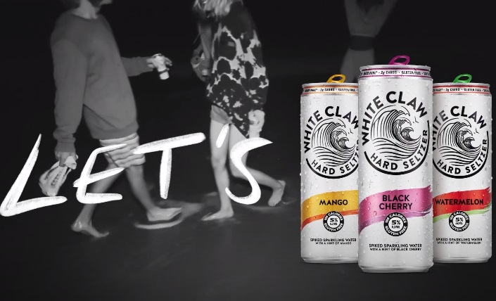 White Claw Commercial - Let's White Claw