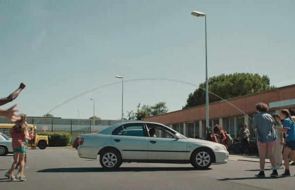 Allstate Car Jumping Rope Commercial