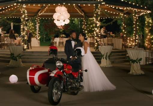 GEICO Motorcycle Married Couple Commercial