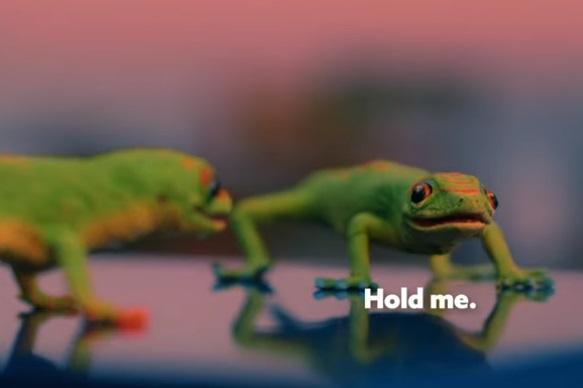 Just Eat Geckos Piri Piri Sauce Advert - Love Island