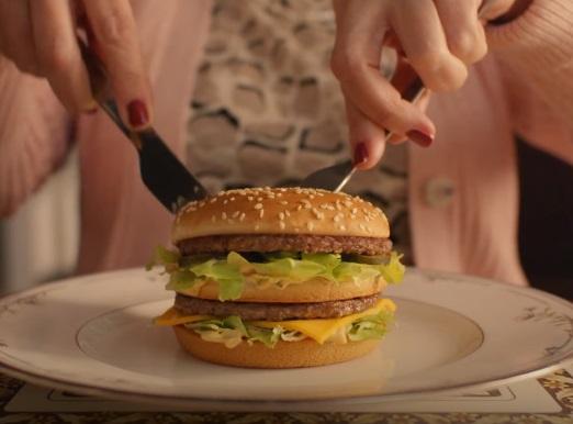 McDonald's McDelivery TV Advert