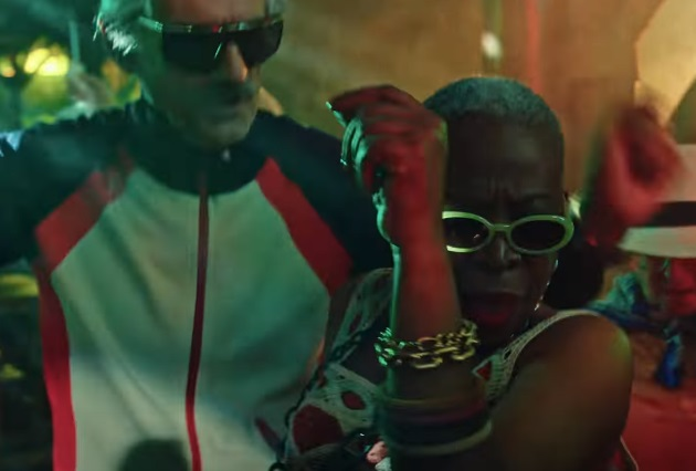 Heineken The Night Is Young Disco Commercial - Feat. Seniors Dancing in a Club