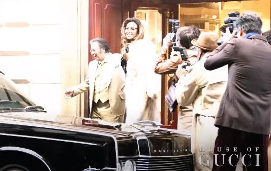 House of Gucci (2021 Lady Gaga, Madalina Ghenea Movie) - Trailer Song