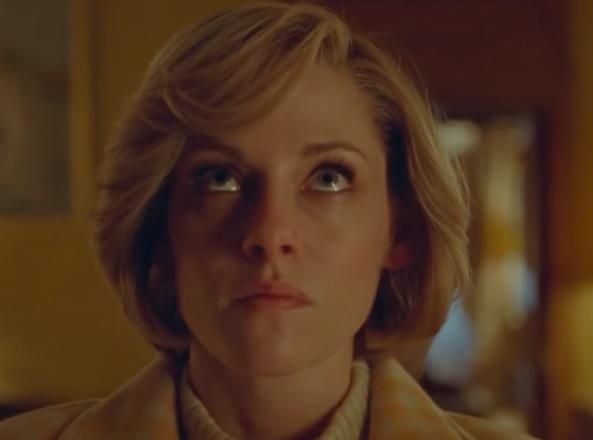 Spencer (2021 Movie) - Trailer Actress Kristen Stewart as Lady Di