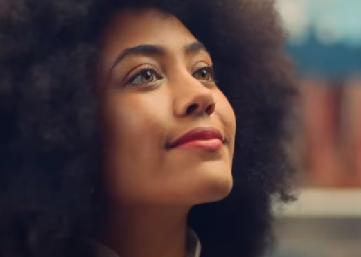 Vodafone Australia Dylan Commercial - Feat. Curly Woman with Red Jacket