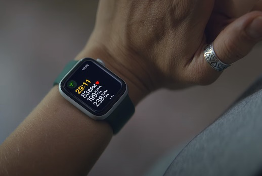 Apple Fitness+ by Apple Watch Commercial
