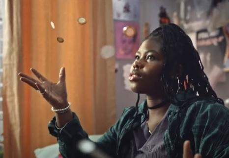 Barclays LifeSkills Olivia Advert