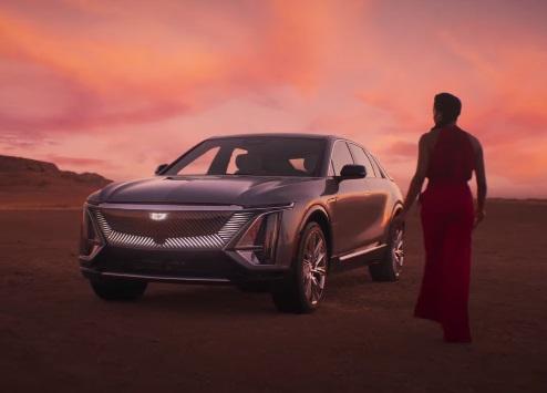 2023 Cadillac LYRIQ Debut Edition Regina King Commercial Song