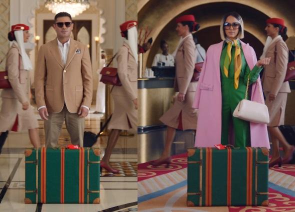 Dubai Tourism Zac Efron & Jessica Alba Commercial
