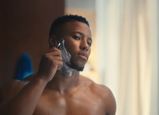 Gillette ProGlide Razor Saquon Barkley Commercial