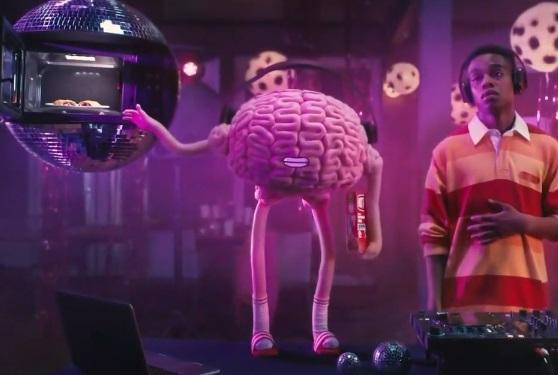 Hot Pockets DJ Sean's Brain Commercial