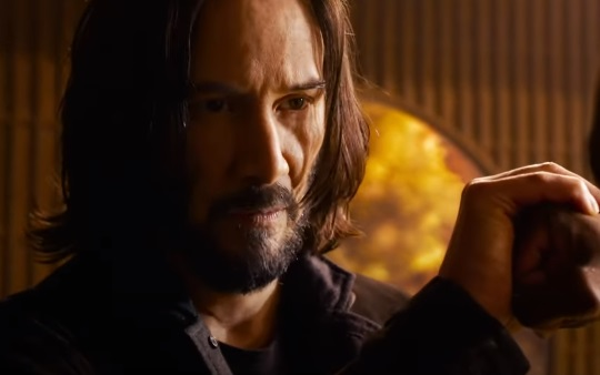 2021 Movies: The Matrix Resurrections - Trailer Actor