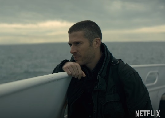 Netflix Series: Midnight Mass - Trailer Actor Zach Gilford