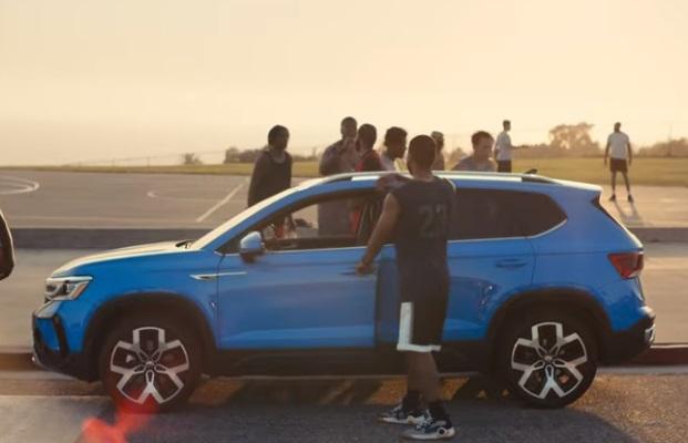 2022 Volkswagen Taos Compact SUV Commercial / TV Advert