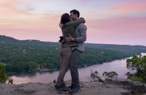 Kay Jewelers Commercial Couple - Celebrate Every Kiss