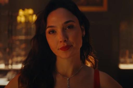 Netflix Movies: Red Notice - Trailer Actress Gal Gadot