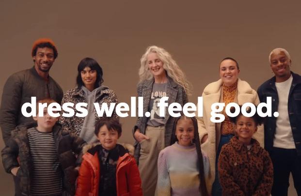 Tu Advert Models - Dress Well. Feel Good