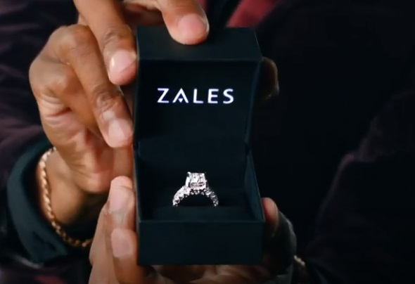 Zales Diamond Credit Card Commercial