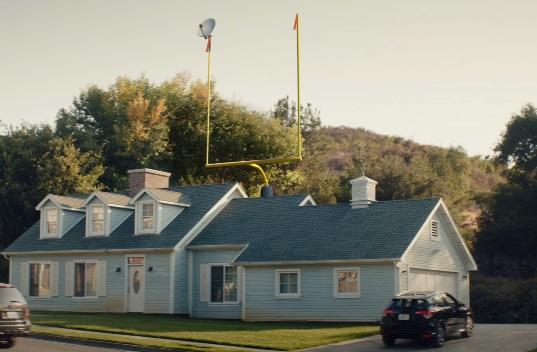 Dr Pepper Fansville Missing Goalposts Commercial