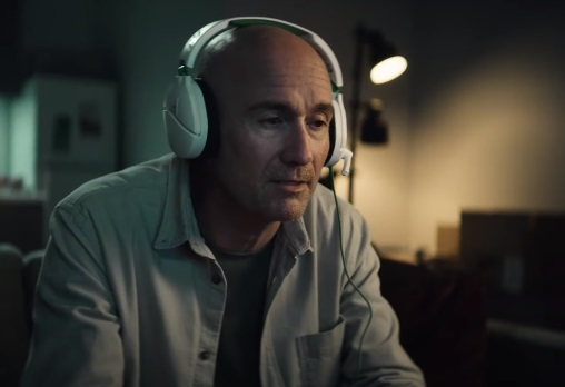 Telstra Father & Son Playing Video Game Commercial