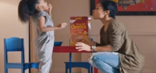 cheerios commercial The parents of a young actress whose cheerios commercial inadvertently sparked a heated debate about race in this country said that they welcome the attention t.