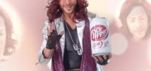 Dr Pepper Commercial Girl On Bus