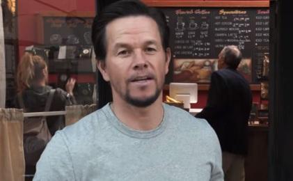 AT&T Mark Wahlberg & James Mardsen Commercial - Unlimited ...  Mark Wahlberg